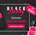 Black-Friday-Angebote bei Parfumcity