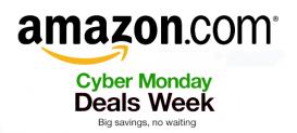 Cyber Week Schnäppchen bei Amazon