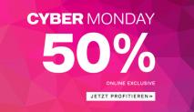 50% Rabatt auf ausgewählte Artikel bei Dosenbach