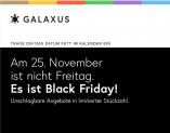 Live Shopping Deals bei Galaxus