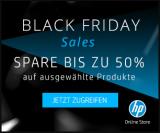 Bis 50% auf ausgewählte Produkte bei HP