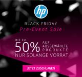 Bis zu 50% Rabatt bei HP am Pre Black Friday Sale