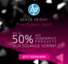 Bis zu 50% Rabatt bei HP am Pre Black Friday Sale