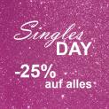 25% bei Jelmoli Versand zum Single's Day