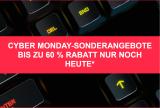 Logitech – bis zu 60% Rabatt am Cyber Monday