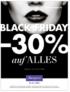 30% auf alles bei Marionnaud – Black Friday 2016