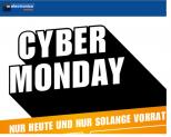 melectronics Cyber Monday Angebote z.B. GoPro Hero 5 mit El Grande Stick