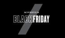Black Friday bei MyProtein – 15% Rabatt auf alles