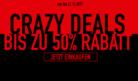 Crazy Deals bei ODLO bis zu 50% Rabatt