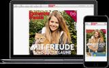 Gratis 14-Tage Digitalabo vom Tagi, Basler Zeitung, SonntagsZeitung, Schweizer Familie, .. & Wettbewerb