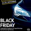 Black Friday Angebote bei Opel, z.B. 36% auf den Opel Astra