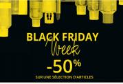 50% de réduction sur certains produits sélectionnés chez Yves Rocher