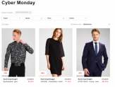 Bis zu 70% Rabatt bei Zalando am Cyber Monday